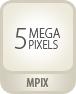 5 Mpix