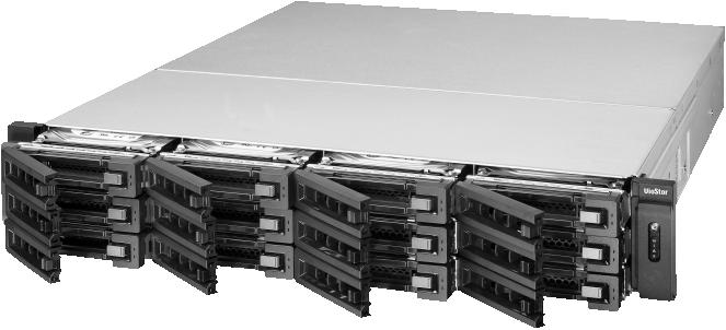 QNAP VioStor VS-12140U-RP Pro
