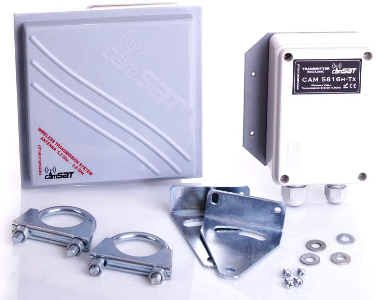 Zestaw zewnętrzny IP66 CAM5816h/300