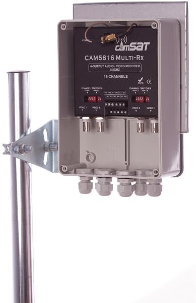 Odbiornik CAM5816h Multi-Rx CAMSAT