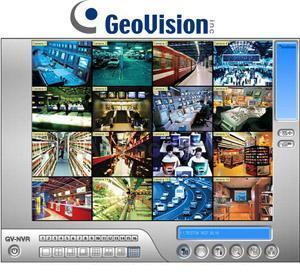 Oprogramowanie GV-NVR GeoVision