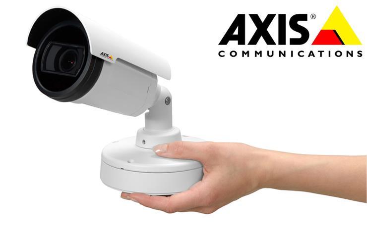 Kamery cylindryczne IP AXIS przystosowane do pracy w zróżnicowanym środowisku