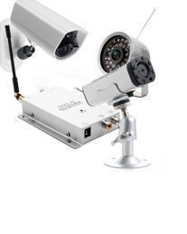Kamery bezprzewodowe