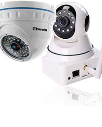 Kamery IP wewnętrzne