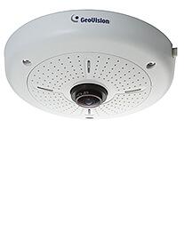 Kamery IP fisheye