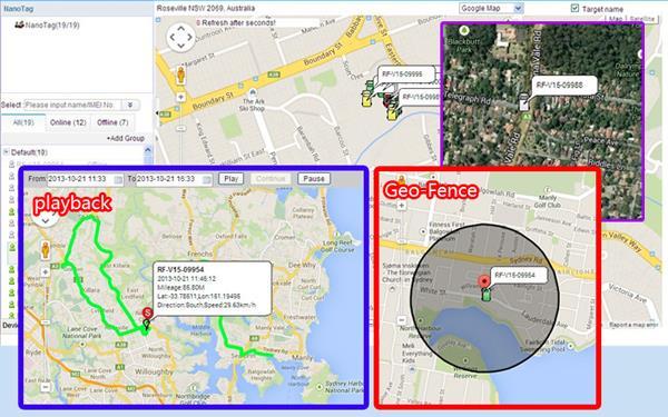 Lokalizatory GPS dla osób i przedmiotów