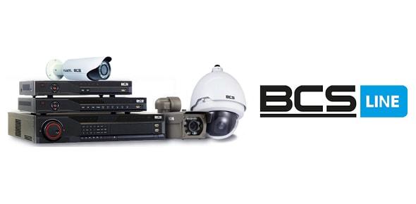 Nowe rejestratory i kamery sieciowe BCS!