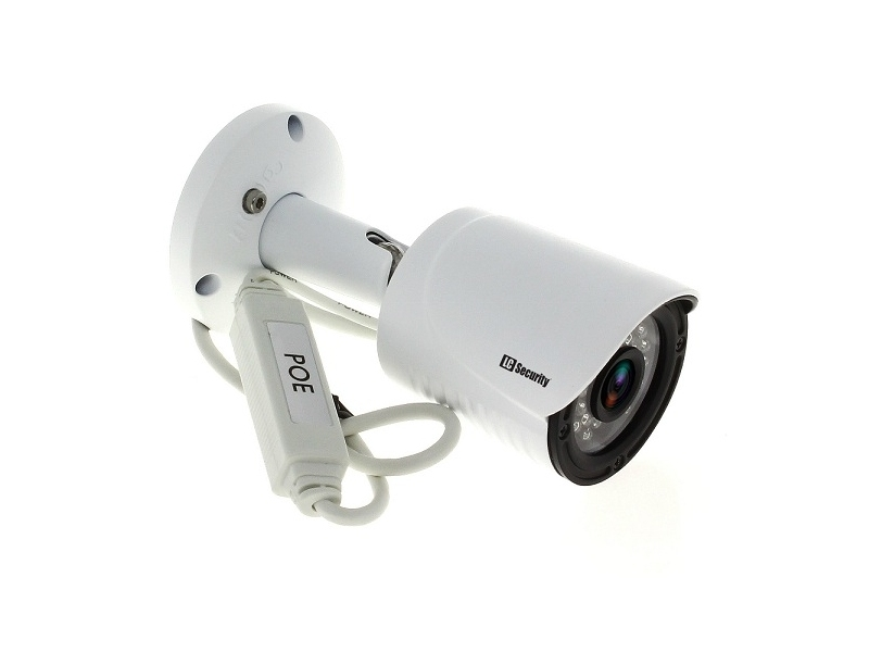 ® LC-252-IP - Kamera IP PoE 3.6mm