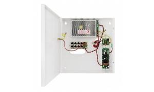 POE0448B - Zasilacz PoE 48V/1,3A/7Ah do 4 kamer IP