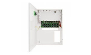 POE084824B - Zasilacz PoE 54V DC do 8 kamer IP