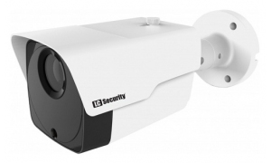 ® LC-PRO 445 - Kamera IP 4 Mpx Motozoom PoE