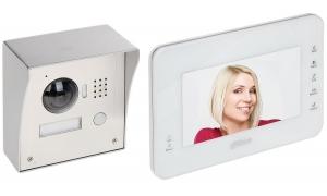"""VTK-VTO2000A-VTH156 - Zestaw wideodomofonowy IP 7"""" PoE"""