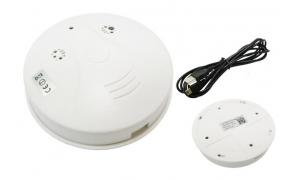 ® LC-CZD czujka dymu 1080p Wi-Fi - Ukryta mini kamera