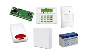ALARM SATEL VERSA 15 LCD, 10xTOPAZ, SPL-5010