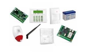 ALARM SATEL VERSA 5 LCD, 4xTOPAZ, SP-500, GPRS-T2