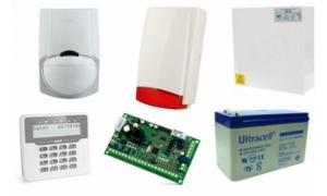 Alarm Satel VERSA 5 LCD, 5xPIR, SYG.ZEW