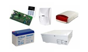 Alarm Satel CA-5 LED, 3xBingo, syg. zew. Beewell