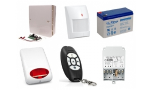 Alarm Satel Micra, MPT-300, MPD-300, syg. zew. SPL-5010