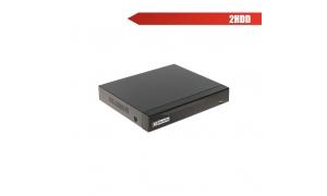 ® LC-XVR0802 - Rejestrator 8-kanałowy hybrydowy