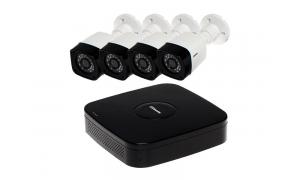 Zestaw 4 kamer LC-301 AHD + rejestrator