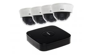Zestaw 4 kamer LC-353 AHD + rejestrator