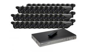Zestaw 32 kamer LC-302D + rejestrator
