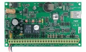 Centrala systemu kontroli dostępu ROGER RACS CPR32-SE-BRD