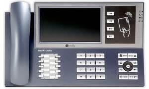 Genway C5-6806 - kolorowa konsola portiera