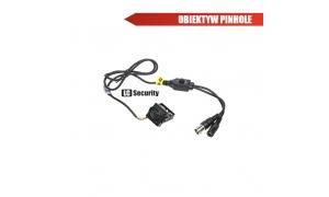 ® LC-S722 PINHOLE - Kamera miniaturowa