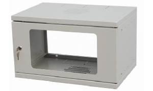 ® LC-R19-W6U370 GFlex Economy - Szafa rack wisząca
