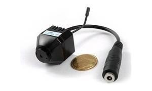 ® LC-24c - Bezprzewodowa mini kamera 2,4GHz