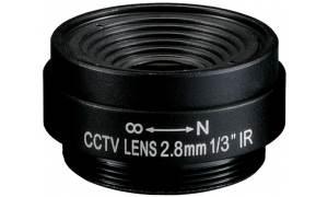 ® LC-M13F02820IR - Obiektyw megapikselowy 2,8mm