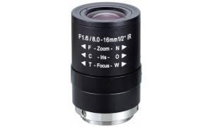 ® LC-M12VM816IR - Obiektyw megapikselowy z mocowaniem CS