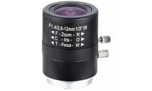 ® LC-M13VM2812IRD - Megapikselowy obiektyw zmiennoogniskowy