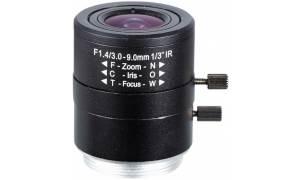 ® LC-M13VM309IR - Megapikselowy obiektyw manulany