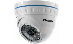 ® LC-682C - Kopułkowa kamera przemysłowa