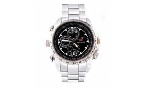 ® LC-W404 HD - Zegarek z kamerą HD