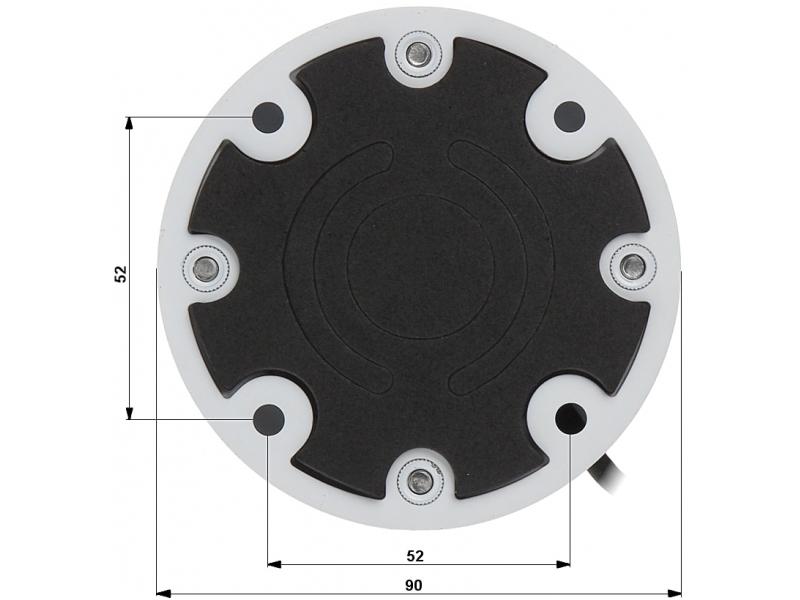 ® LC-501 AHD - Kamera przemysłowa zewnętrzna