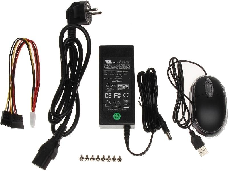® LC-NVR 16 HD - Rejestrator sieciowy 25 kamer