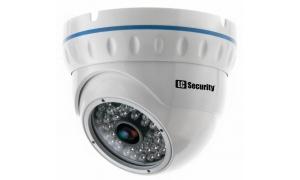 ® LC-141 AHD PREMIUM - Kopułkowa kamera przemysłowa