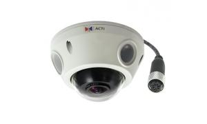 ACTi E927M - Kamera kopułkowa Fisheye