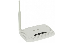 TL-WR743ND - Punkt dostępowy / router 150 Mb/s