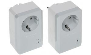 TL-PA4010PKIT - Adapter sieciowy 500 Mb/s z gniazdkiem