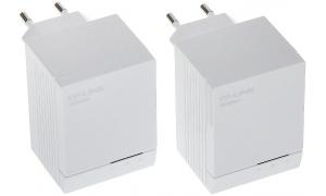 TL-PA4020KIT - Adapter sieciowy 500 Mb/s 2-portowy