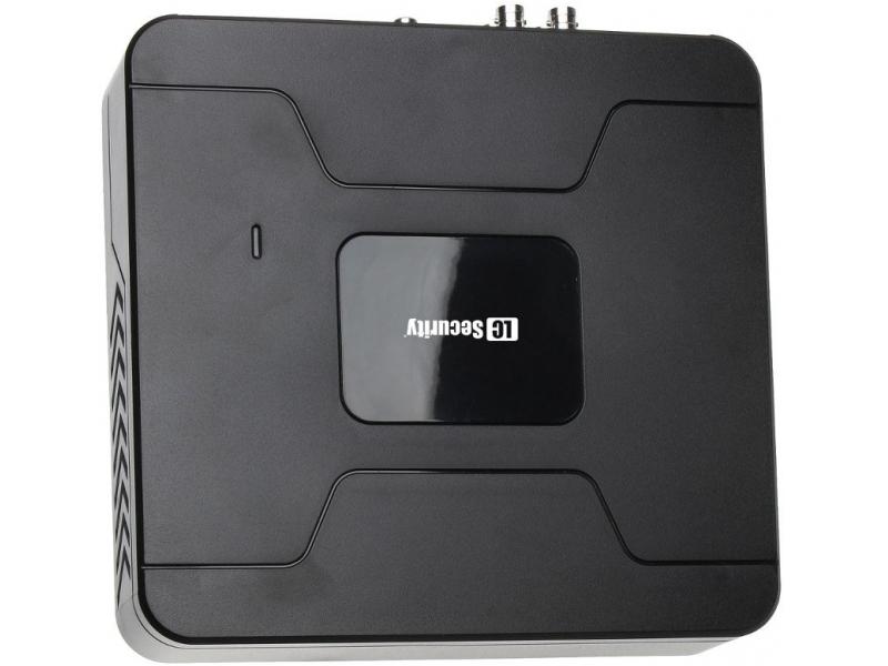 ® LC-4000-AHD v1 / LC-400 - Rejestrator hybrydowy dla 4 kamer
