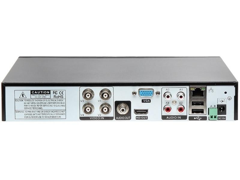 ® LC-4001 AHD - Rejestrator hybrydowy 4-kanałowy