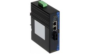 ® LC-20-312P-2POE-U - Switch przemysłowy z 2 portami
