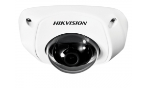 HikVision DS-2CD2520F (2.8mm) - Miniaturowa kamera HD