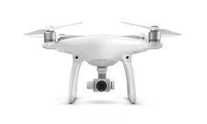 DJI Phantom 4 - najnowszy model Quadrocoptera