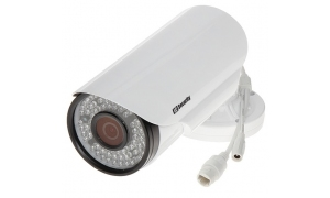 ® LC-536 IP POE FIXED 3.6mm - Zewnętrzna kamera zintegrowana